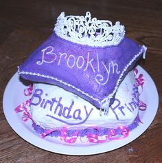 Cake For 7 Year Old Girl
