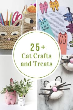 25-Cat-Crafts-and-Treats.png (800×1200)