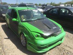 2001 #FORD FOCUS ZX3 for Sale at Copart Auto Auction  #Copart Auto Auction FORD Lot Details :  VIN : #3FAFP31341R144285