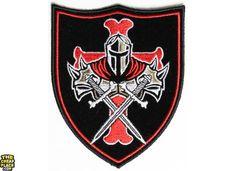 Templar Knight Crusader Patch