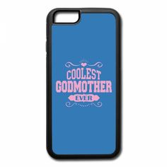 coolest godmother ever iPhone 7 Plus Case