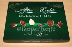 Nestle After Eight Collection Chocolate Box After Eight, Chocolate Box, Bento, Food Photography, Winter, Stuffed Peppers, Wordpress, Collection, Inspiration
