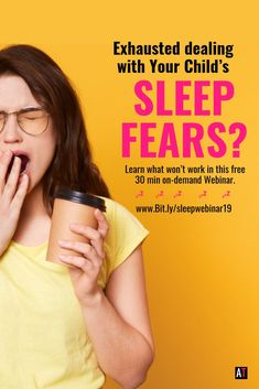 Free webinar to help you avoid the 5 most common pitfalls when trying to help a child who is scared to sleep.