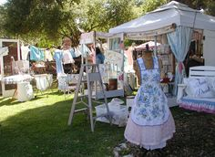 Sweet Magnolia's Farm / Photo's of Our June TVM 2012 Show Early Friday Morning Before We Opened