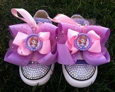 Zapatos de Princesa Sofía Sofía el primer traje por SparkleToes3