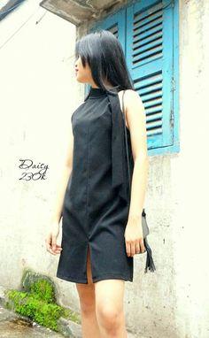 Đầm suông Daisy – Xavia Clothes cung cấp sỉ thời trang nữ - hàng thiết kế