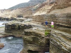 9. For a scenic day trip you must take some time to explore Cabrillo National Park in Point Loma. Go for the history, but stick around for the marvelous trails and tide pools.
