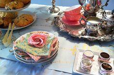 """Fiestas con encanto: Ideas para una merienda (tea party ) """"Downton Abbey"""""""