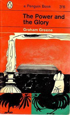the power and the glory--graham greene