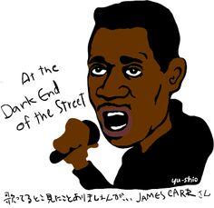 "James Carr drawn by ""yu-shio"""
