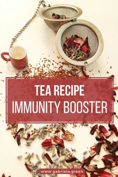 Tea Recipe For Boosting Your Immune System – Gabriela Green Best Picture For healthy life quotes For Your Taste You are looking for something, and it is going to tell you exactly what you are looking for, and you didn't… Continue Reading → Natural Remedies For Gout, Lavender Tea, Hibiscus Tea, Heath And Fitness, Boost Immune System, Brewing Tea, Tea Blends, Nutrition Education, Tea Recipes