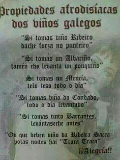 Vinos galegos