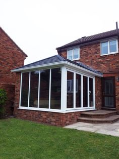 Supalite Roofing: A Fantastic Light-weight Solution offering a Solid Roofing option to your Conservatory, Conservatory Kitchen, Conservatory Design, Roofing Options, Roofing Systems, Contemporary Garden Rooms, Lean To Roof, Kitchen Diner Extension, Bungalow Renovation, Garden Architecture