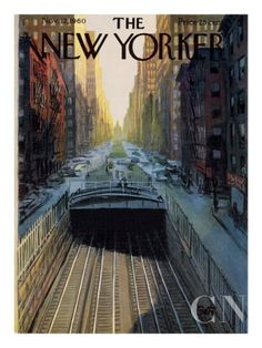 The New Yorker Cover - November 12, 1960 Poster Print by Arthur Getz at the Condé Nast Collection