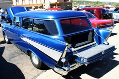 1957 Chevy Wagon - Bing Images