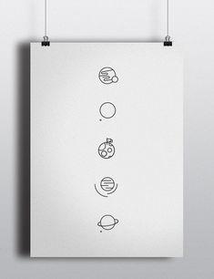 Astronaut Drawing, Astronaut Illustration, Astronaut Tattoo, Rocket Drawing, Sun Doodles, Saturn Tattoo, Planet Drawing, Rockets Logo, Tattoo Ideas