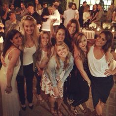 Lea with friends