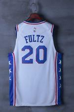 a2f29a30aaf1 NWT Philadelphia 76ers Ben Simmons  25 men s white jersey S-2XL ...