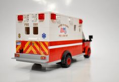 Custom LEGO Creations from Accurate Brick Innovations