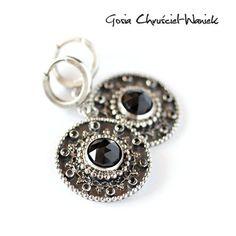 trendymania.pl - GOSIA CHRUśCIEL-WANIEK - Melanite earrings