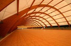glulam architecture construction
