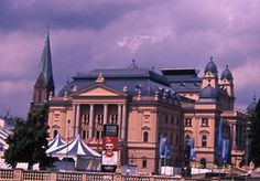 Mecklenburg State Theatre   Konica-Minolta Zoom 130c  Fuji Velvia 100F