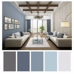 Living Room Color Schemes TAG: Living room decor Living room paint color ideas Small living room ideas Modern living room Color palette Grey living room The post Living Room Color Schemes appeared first on Furniture ideas. Living Room Color Schemes, Living Room Grey, Small Living Rooms, Home Living Room, Living Room Designs, Living Room Ideas Grey And Blue, Living Room Paint Colors, Living Room Ideas For Small Houses, Colors For Small Bedrooms