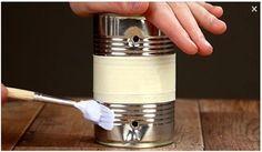 Mira todo lo que puedes crear reciclando latas, volverás a recogerlas toda de la basura! – 10 Ideas