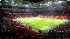 O Ali Sami Yen Spor Kompleksi em todo o seu esplendor