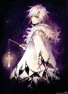 #AllenWalker #anime #dgrayman   Taki uroczy *u*