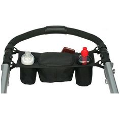 Free Hanging Direction Cup Holder for Stroller Motorcycle Stroller Bottle Holders Bicycle Twoworld Universal Cup Holder Wheelchair