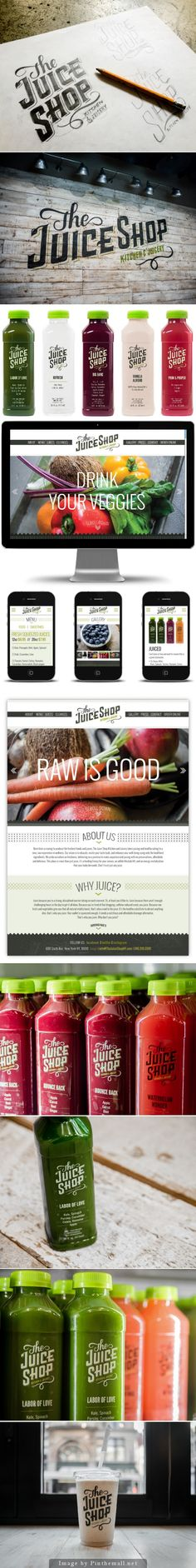 The Juice Shop branding