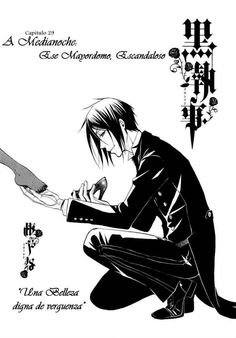 Kuroshitsuji 29 página 3 - Leer Manga en Español gratis en NineManga.com