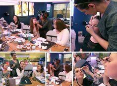 Riad Nagiba Make Up Workshop