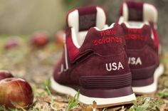 """New Balance 574 - American Tall Tales Pack """"Johnny Appleseed"""" 