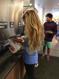 Milk your cafeteria for all it�s worth. | 19 Broke Uni Students Who Could Teach Us A Thing Or Two