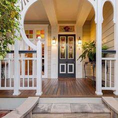 Queenslander porch
