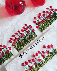 art of silk ribbon embroidery Hand Embroidery Videos, Embroidery Flowers Pattern, Hand Embroidery Stitches, Embroidery Kits, Embroidery Supplies, Ribbon Embroidery Tutorial, Border Embroidery Designs, Silk Ribbon Embroidery, Ribbon Art