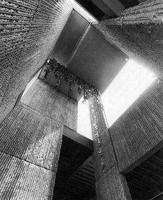 Christian Science Building - Interior 04 - Paul Rudolph