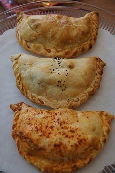 Empanadas | chicken | beef | Peruvian food