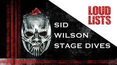 20 Epic Slipknot Sid Wilson Stage Dives