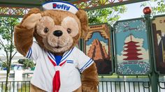 We Must Say Good Bye to Duffy the Disney Bear