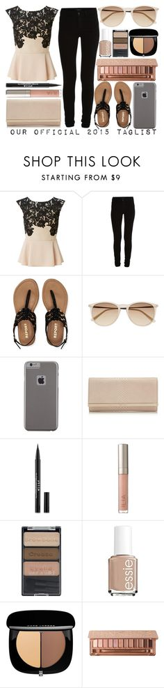 """Our Official 2015 Taglist"" by onedeetwins ❤ liked on Polyvore featuring Lipsy, VILA, Aéropostale, Witchery, Case-Mate, Jimmy Choo, Ilia, Wet n Wild, Essie and Urban Decay"