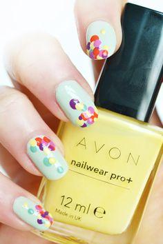Multicolour dots