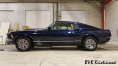 Ford Mustang Mach-1 ´70