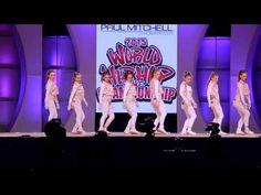 Sorority - World Hiphop Dance championship 2015 - YouTube