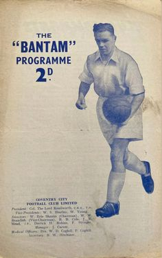 Coventry City Fc, Laws Of The Game, Association Football, Most Popular Sports, Everton Fc, Blues, Baseball Cards, Bradford, Soccer