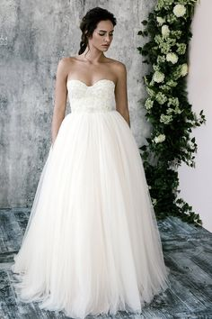 Guipurean designer Cassandra, believes in brides wearing a bridal gown that reflects their unique personality and style. Strapless Gown, Ball Gown Dresses, Concierge, Designer Wedding Dresses, Perfect Wedding, Bridal Gowns, Bride, Future, Style