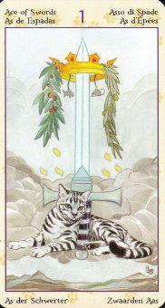 Tarot of the Pagan Cats!