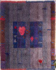 Uskothan keijuihin / Do you believe in fairies Norma Heimola Modernit ryijyt - Ryijypalvelu RP Oy Rya Rug, Wool Rug, Rugs On Carpet, Carpets, Tapestry Weaving, Soft Furnishings, Quilts, Blanket, Wall Hangings